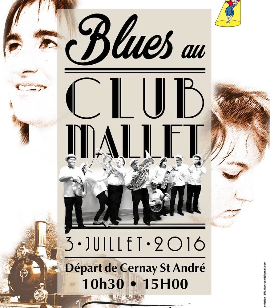 Blues au Club Mallet